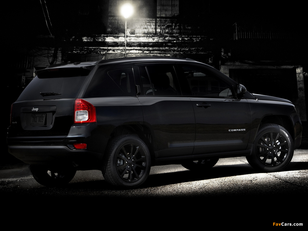 Images of Jeep Compass Altitude 2012 (1024 x 768)