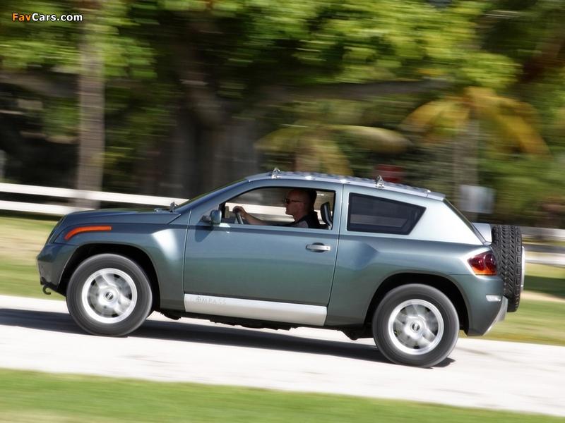 Jeep Compass Concept 2002 images (800 x 600)