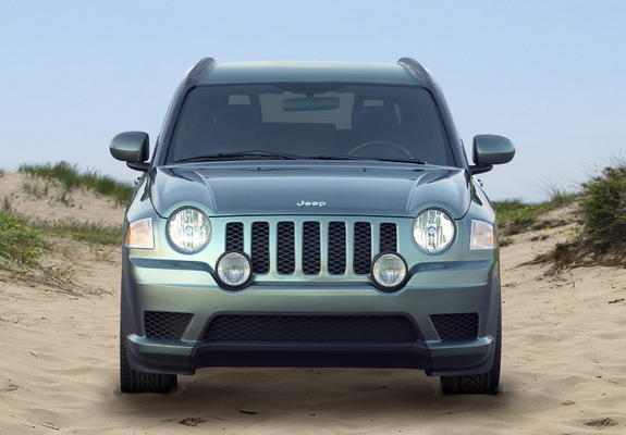 Jeep Compass Concept 2005 Pictures