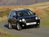 Jeep Compass UK-spec 2006–10 images