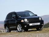 Jeep Compass UK-spec 2006–10 photos