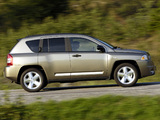Jeep Compass 2006–10 pictures