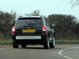Jeep Compass UK-spec 2006–10 pictures