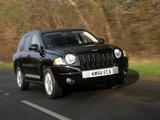 Jeep Compass UK-spec 2006–10 wallpapers