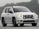 Jeep Compass Rallye 2007–10 images