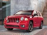Jeep Compass Rallye 2007–10 photos