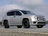 Jeep Compass Rallye 2007–10 wallpapers