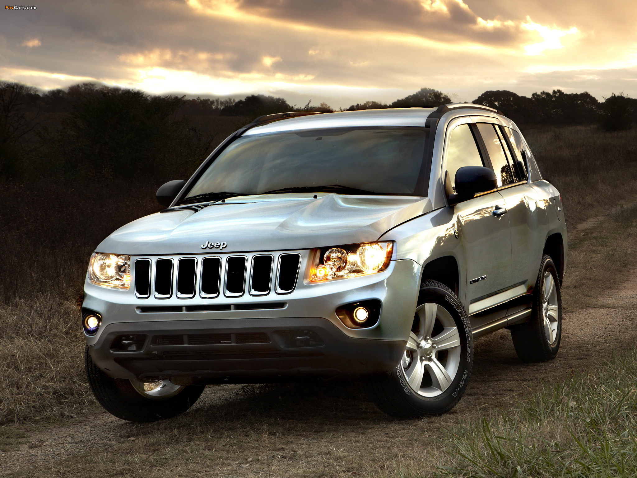 Jeep Compass 2010 images (2048 x 1536)