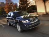 Jeep Compass 2010 wallpapers