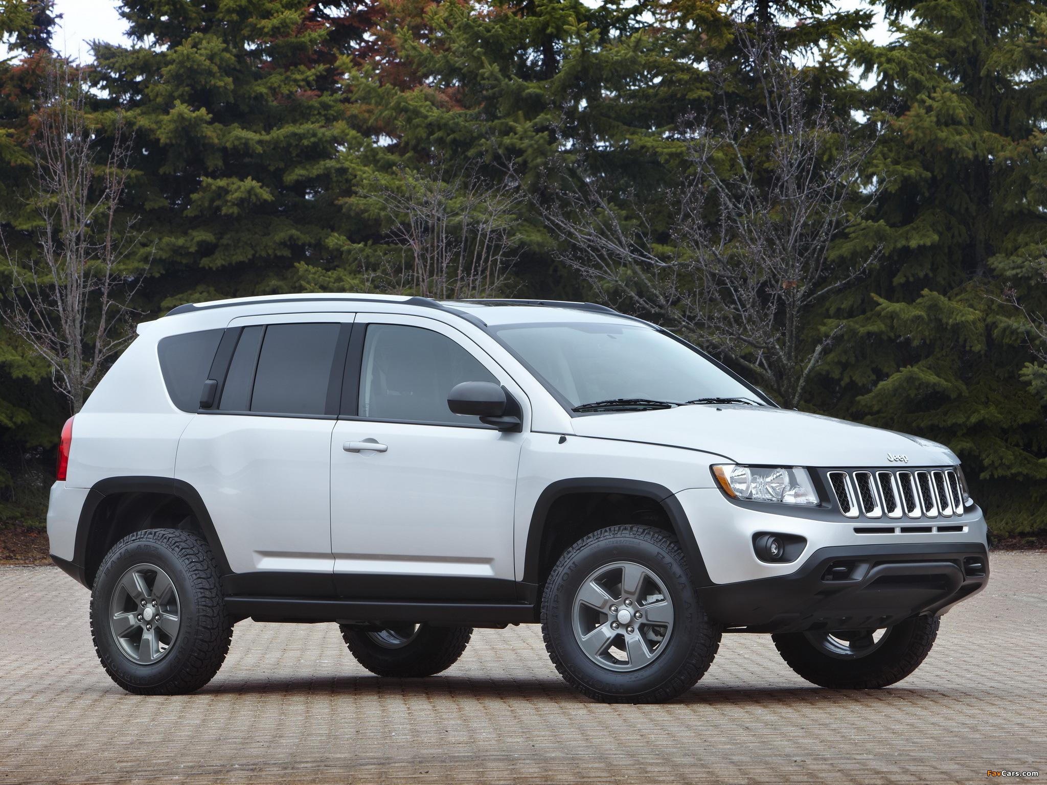 Mopar Jeep Compass Canyon Concept 2011 images (2048 x 1536)