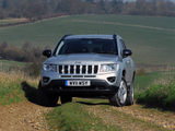 Jeep Compass UK-spec 2011 images
