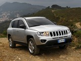 Jeep Compass EU-spec 2011–13 images