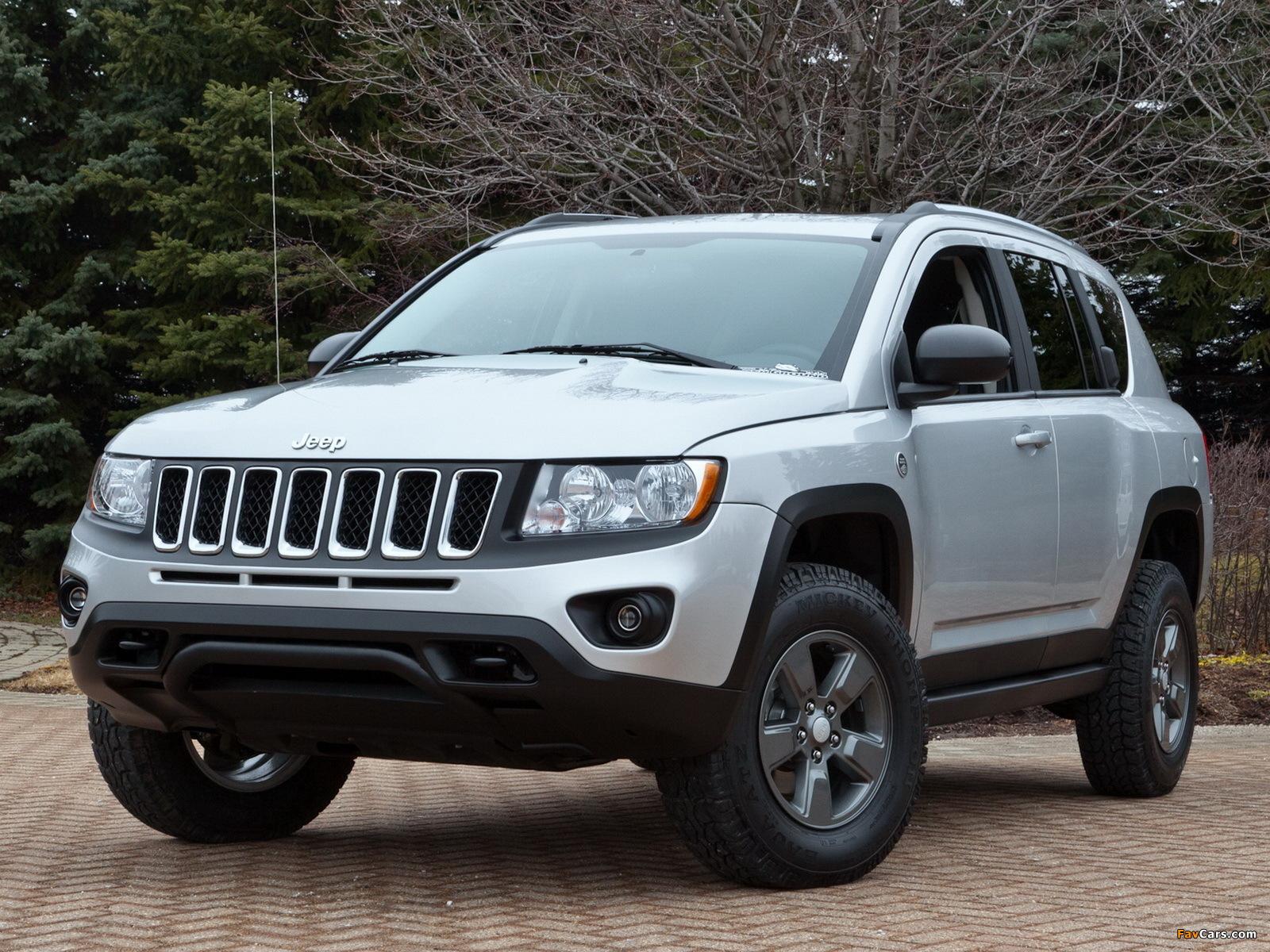 Mopar Jeep Compass Canyon Concept 2011 photos (1600 x 1200)