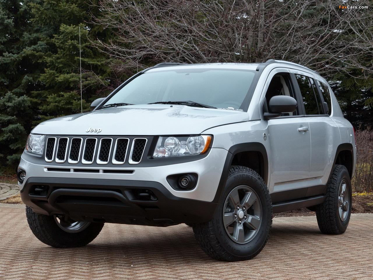 Mopar Jeep Compass Canyon Concept 2011 photos (1280 x 960)