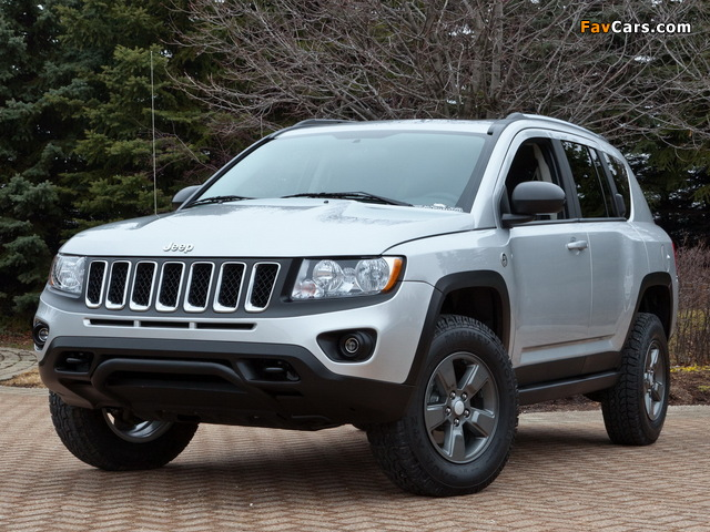 Mopar Jeep Compass Canyon Concept 2011 photos (640 x 480)