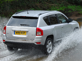 Jeep Compass UK-spec 2011 photos