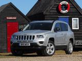 Jeep Compass UK-spec 2011 photos