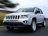 Jeep Compass EU-spec 2011–13 photos