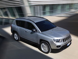 Jeep Compass EU-spec 2011–13 photos