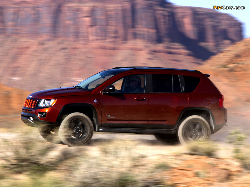 Mopar Jeep Compass True North Concept 2012 images (800 x 600)