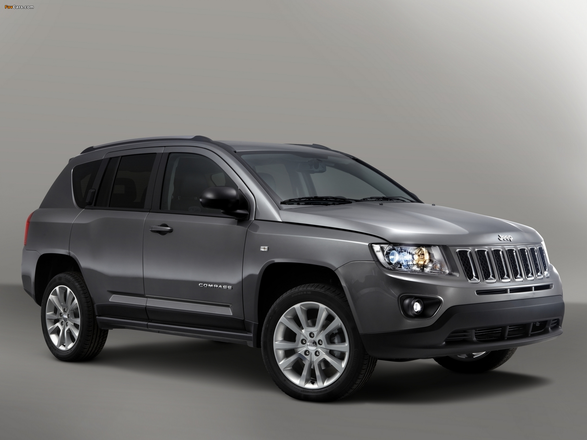 Jeep Compass Overland 2012 images (2048 x 1536)