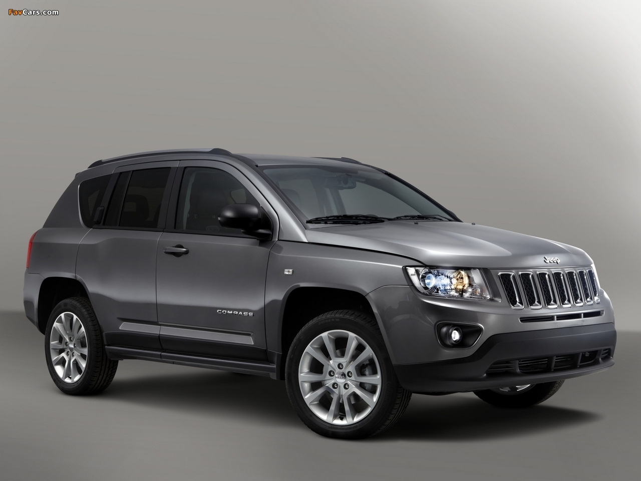 Jeep Compass Overland 2012 images (1280 x 960)
