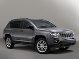 Jeep Compass Overland 2012 images