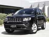 Jeep Compass AU-spec 2012 photos