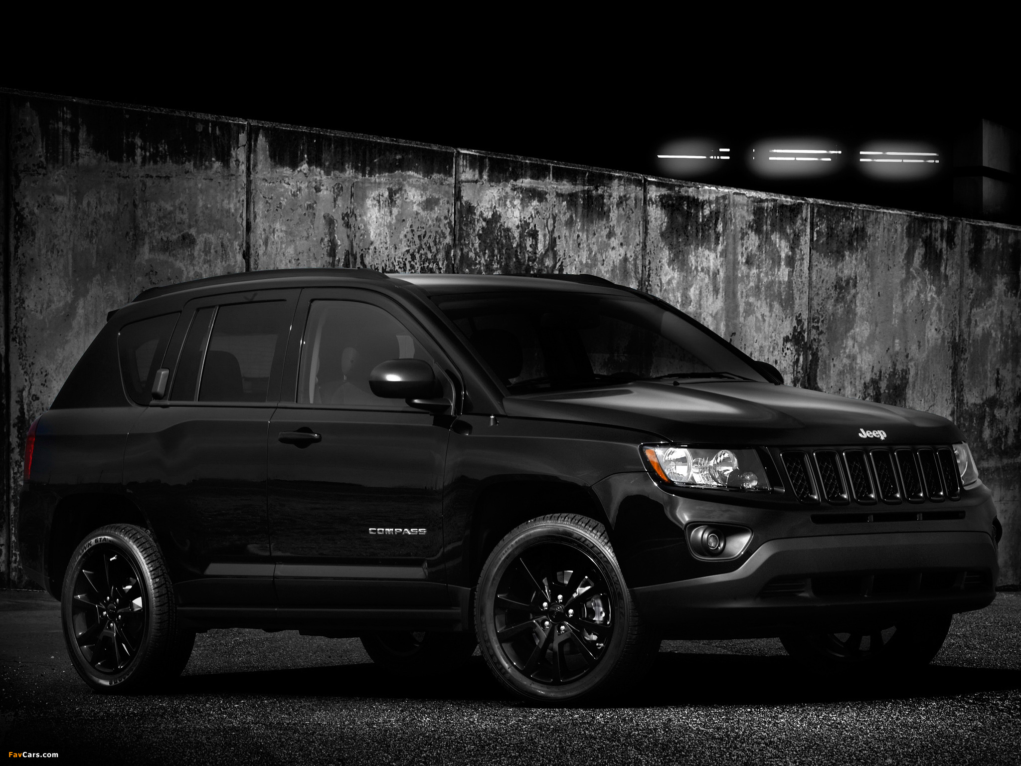 Jeep Compass Altitude 2012 pictures (2048 x 1536)