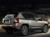 Jeep Compass EU-spec 2013 photos