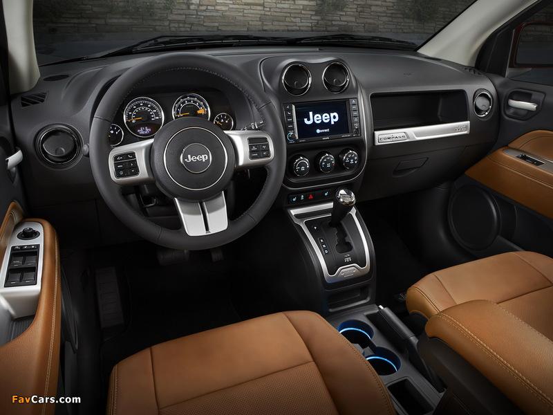 Jeep Compass 2013 photos (800 x 600)