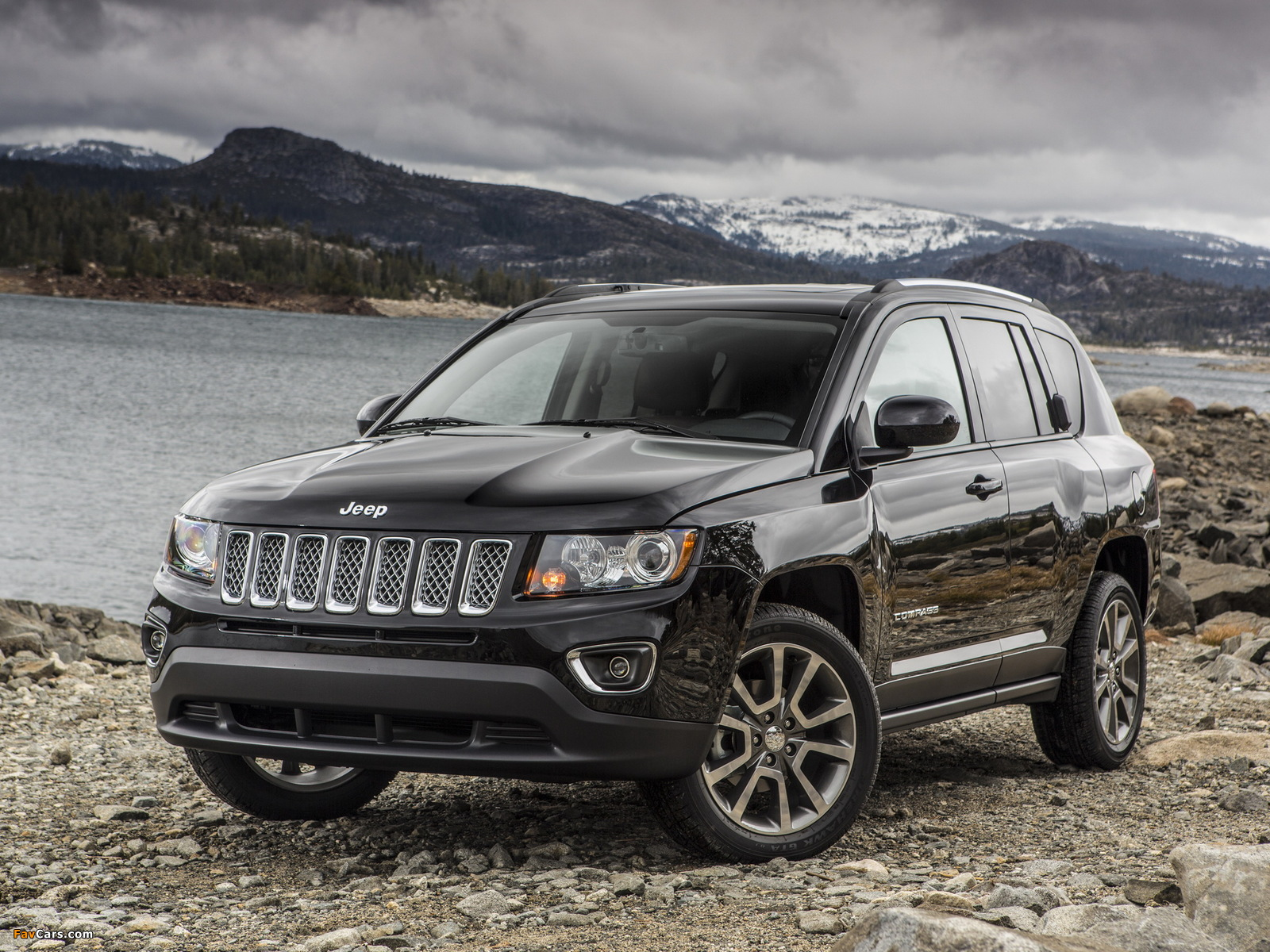 Jeep Compass 2013 photos (1600 x 1200)