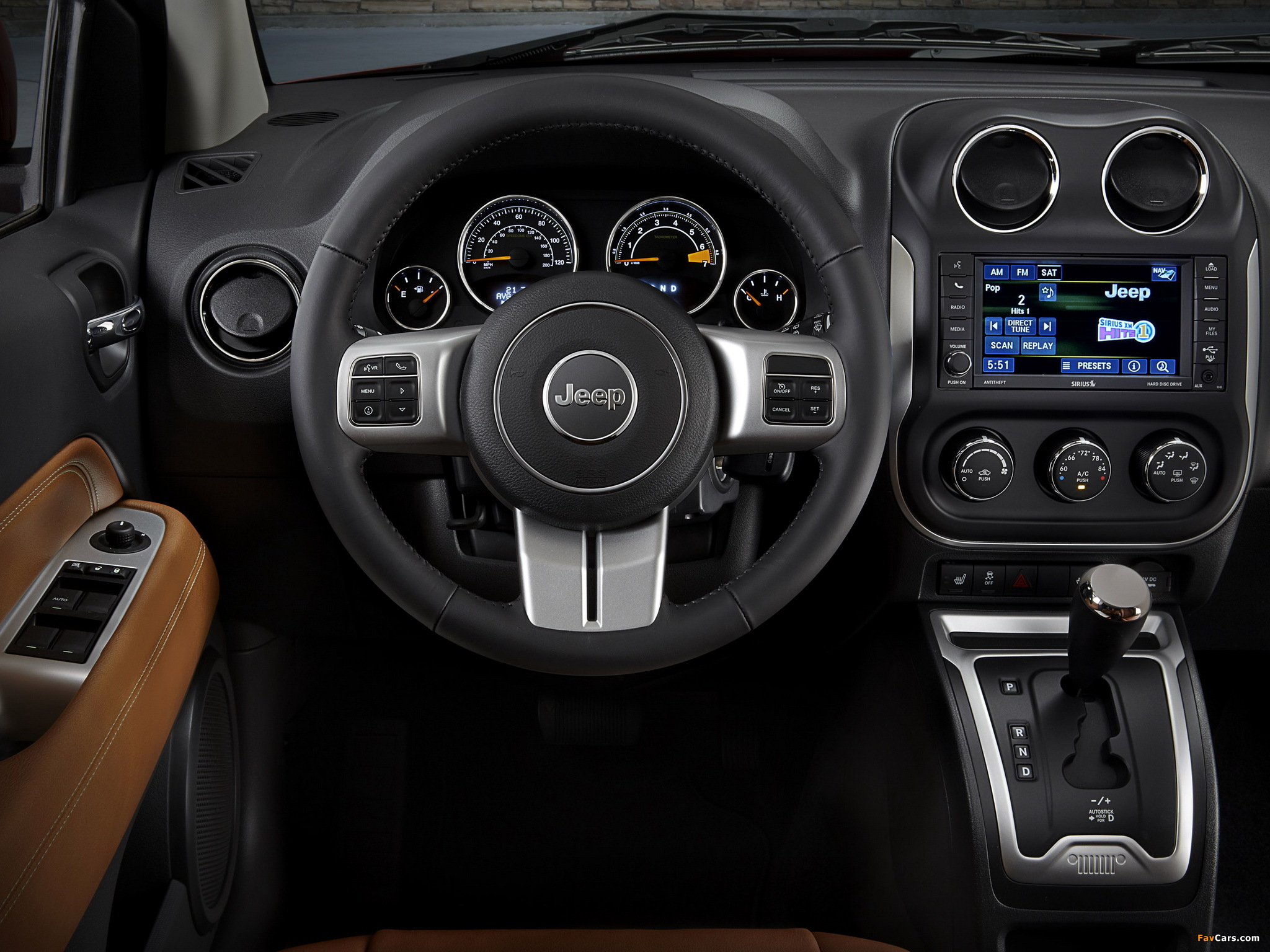 Jeep Compass 2013 pictures (2048 x 1536)