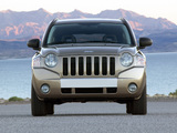 Photos of Jeep Compass 2006–10