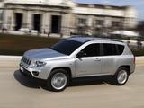Photos of Jeep Compass EU-spec 2011–13