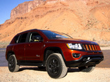 Photos of Mopar Jeep Compass True North Concept 2012