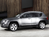 Photos of Jeep Compass AU-spec 2012