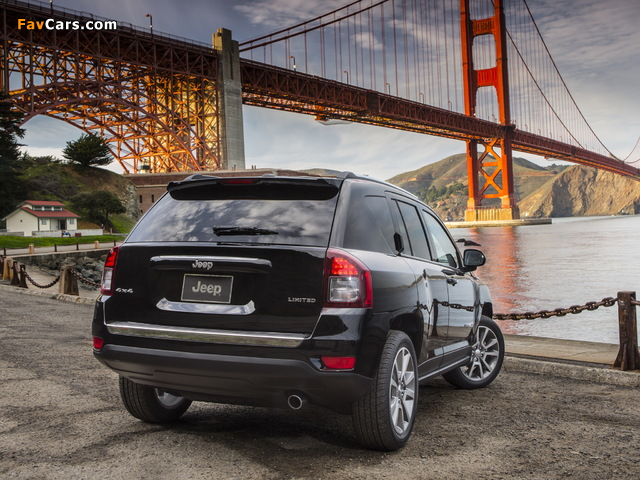 Photos of Jeep Compass 2013 (640 x 480)