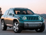 Pictures of Jeep Compass Concept 2002