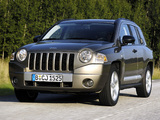 Pictures of Jeep Compass 2006–10