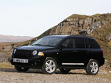 Pictures of Jeep Compass UK-spec 2006–10