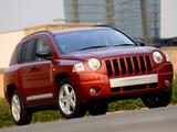 Pictures of Jeep Compass ZA-spec (MK) 2007–09