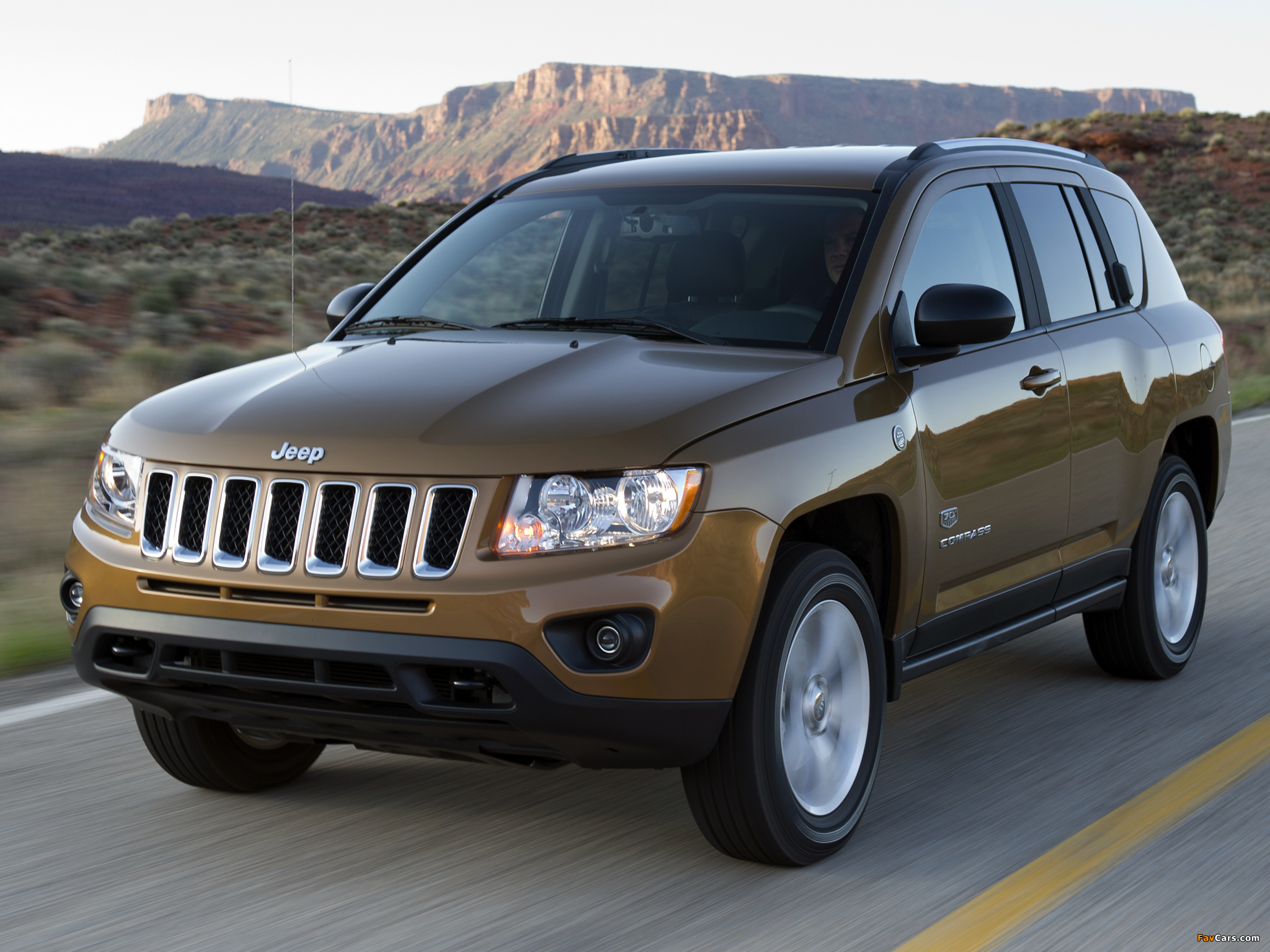 Pictures of Jeep Compass 70th Anniversary 2011 (2048 x 1536)