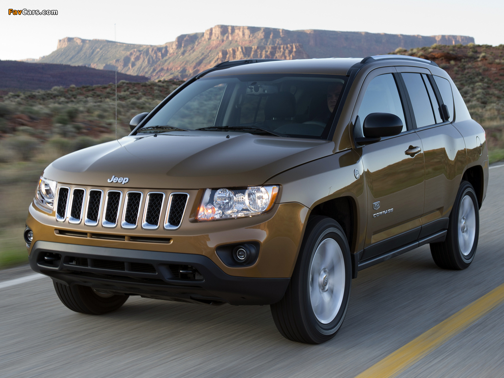 Pictures of Jeep Compass 70th Anniversary 2011 (1024 x 768)