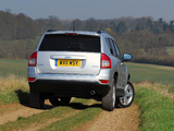 Pictures of Jeep Compass UK-spec 2011
