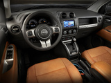 Pictures of Jeep Compass EU-spec 2013
