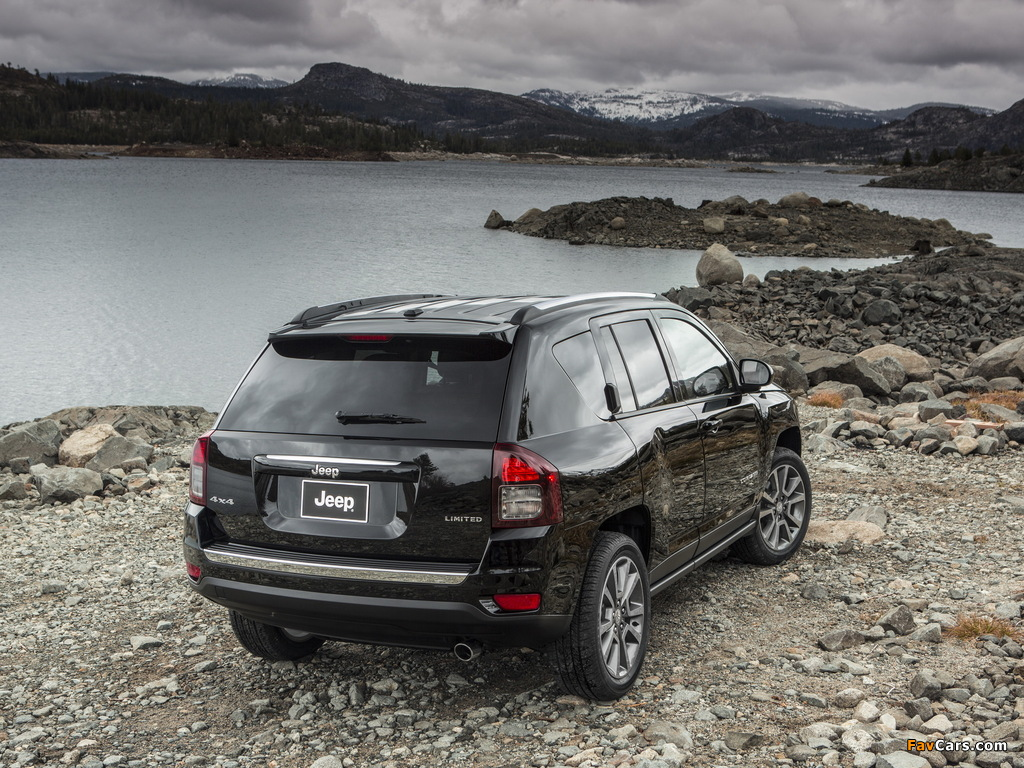 Pictures of Jeep Compass 2013 (1024 x 768)