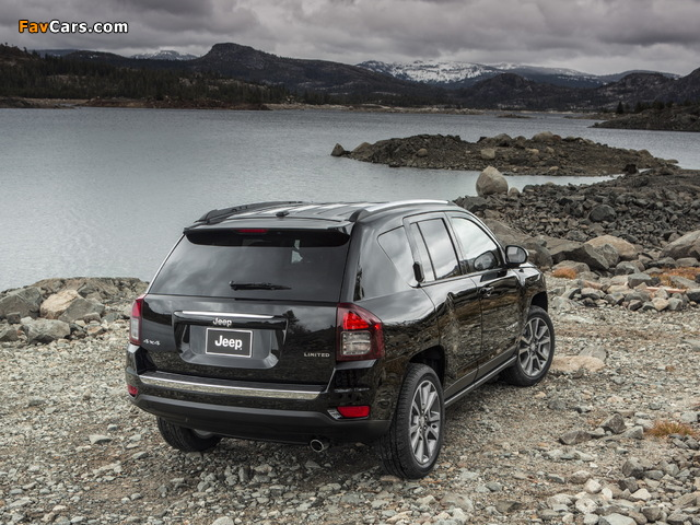 Pictures of Jeep Compass 2013 (640 x 480)