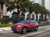 Pictures of Jeep Compass Longitude Latam 2016