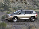 Jeep Compass 2006–10 wallpapers